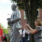 В Германии появился памятник Ленину