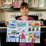 Проект «Дети Мира. День Победы» собрал участников из девяти стран
