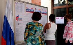 В Бейруте открылся «Уголок участника голосования»