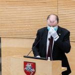 Вижу желание президента сплачивать – оценил годовое сообщение премьер Литвы