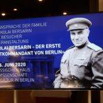 В Германии открыли выставку памяти первого советского коменданта Берлина
