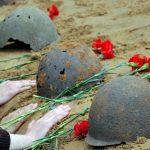 Поисковики обнаружили в Латвии захоронение советских солдат времён Великой Отечественной войны