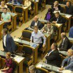 Norstat: рейтинги партий стабильные