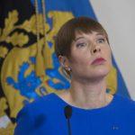 Кальюлайд назначила послов Эстонии в Литве, Бахрейне и Чили