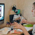 Телемост связал русскоязычную молодёжь из России, Испании, Ирландии и Португалии