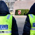 Полиция Латвии удивлена обвинениями в нарушении закона при закупке формы