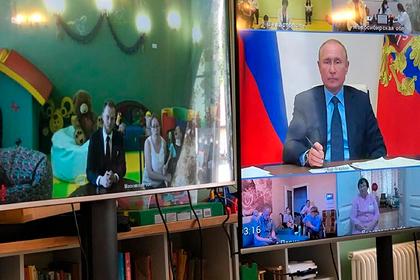 Благотворительный фонд «Детский хоспис» принял участие во встрече с президентом