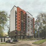 Дом по программе реновации в ЮАО готовят к вводу в эксплуатацию