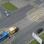 Движение трамваев на Симферопольском бульваре в Москве восстановлено