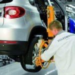 Калужский завод Volkswagen намерен сократить 250 сотрудников