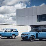 Land Rover Range Rover в спецверсии Fifty приедет и в Россию