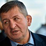 Менеджер Нурмагомедова рассказал о состоянии отца спортсмена