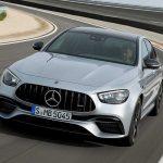 Mercedes-AMG показал обновленный седан E 63