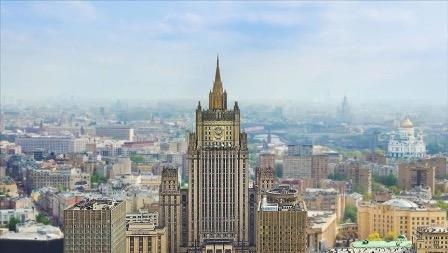 МИД РФ поблагодарило соотечественников за вклад в празднование юбилея Победы