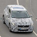 Новый BMW 2-й серии Active Tourer «подстрелили» фотошпионы