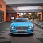 Новый Continental GT V8 появился в России