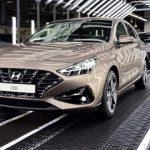 Обновленный Hyundai i30 пошел в серийное производство