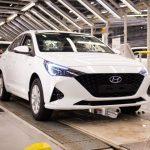 Петербургский завод Hyundai продолжит работать в двухсменном режиме