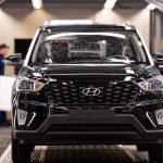 Петербургский завод Hyundai сохраняет двухсменный режим работы