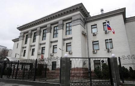 В Москве негативно оценили «антироссийские выходки» в Киеве