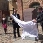 В Риге открылся памятник жертвам Холокоста (ВИДЕО)