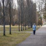 Понедельник в Эстонии будет дождливым и прохладным