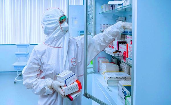 Азиатские страны заинтересованы в российских лекарствах от COVID-19, сообщили в МИД РФ
