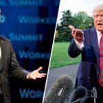 Трамп назвал Путина человеком с острым умом и посоветовал Байдену проверить интеллект