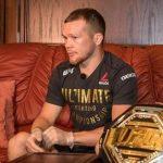 Бойца UFC Петра Яна на месяц отстранили от поединков