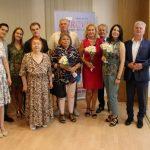 Медали «За любовь и верность» вручены трем семейным парам в Словакии