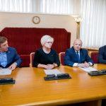 Аграрии Литвы расторгают соглашение с социал-трудовиками о совместных кандидатах
