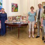 В Париже наградили победителей конкурса переводов произведений Сергея Есенина