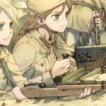 Комикс о советских женщинах на войне набирает популярность в Японии