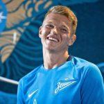 «Зенит» официально сообщил об уходе Олега Шатова