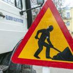 На шоссе Таллинн-Пярну-Икла по ночам будет закрыт виадук