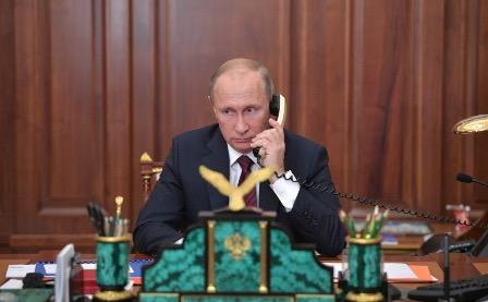 Глава РФ негативно оценил заявления о пересмотре Минских соглашений