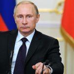 Владимира Путина ждут в Белграде на открытие памятника «Вечный огонь»