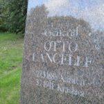 В городе Латвии установлен памятник немецкому генералу SS Отто Ланцелле