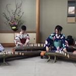 Школьники из Японии провели виртуальный концерт для юных петербуржцев