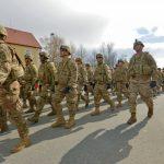Аты–баты, шло к нам НАТО