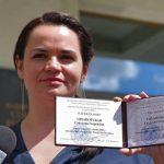 ЦИК Белоруссии зарегистрировал пять кандидатов в президенты