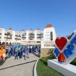 Семь школьников из Монголии завоевали путёвку в «Артек»