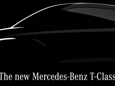Mercedes-Benz намекнул на новейший Т-класс