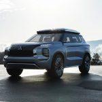 Mitsubishi выводит новые Outlander и Eclipse Cross