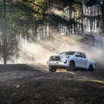 Названы цены на обновленные Toyota Hilux и Toyota Fortuner