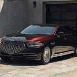 Обновленный Genesis G90: продажи седана стартовали в России