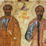 Православная церковь отмечает День апостолов Петра и Павла