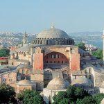 Мусульмане совершили намаз в ставшем мечетью соборе Святой Софии