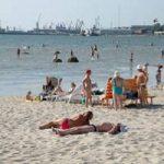 Хорошие новости: качество воды на таллинском пляже Штромка хорошее