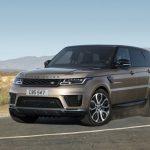 В России представили посвежевший Range Rover Sport с новым мотором